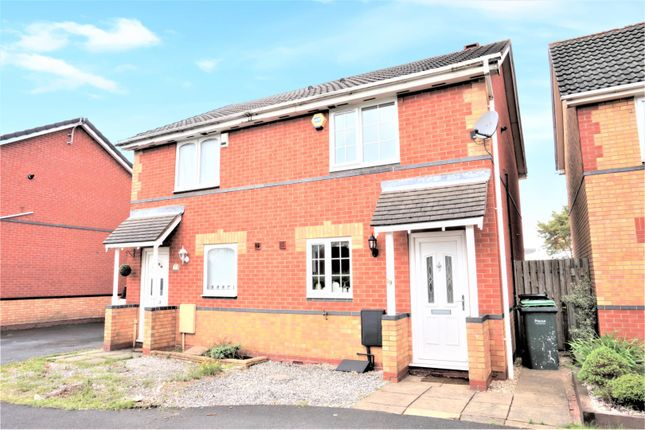 2 bed semi-detached house for sale in Deeley Drive, Tipton