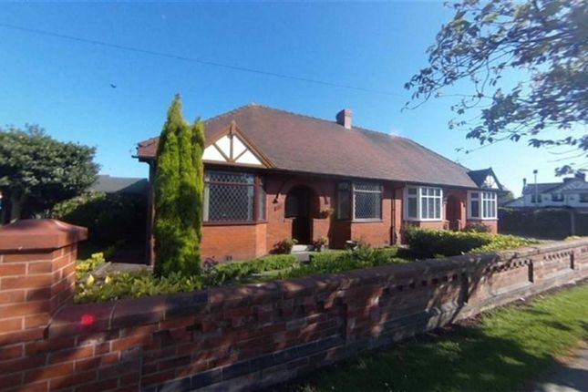 Thumbnail Semi-detached bungalow for sale in Stockport Road, Denton, Manchester