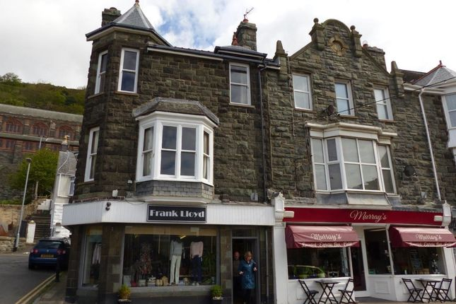 Thumbnail Flat for sale in Flat 1, Kimberley House, King Edward St, Barmouth