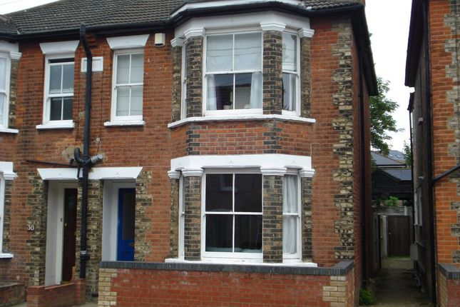 Thumbnail Semi-detached house to rent in Gresham Road, Brentwood
