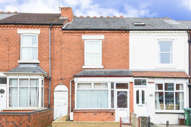 Thumbnail Terraced house for sale in Clifford Road, Bearwood