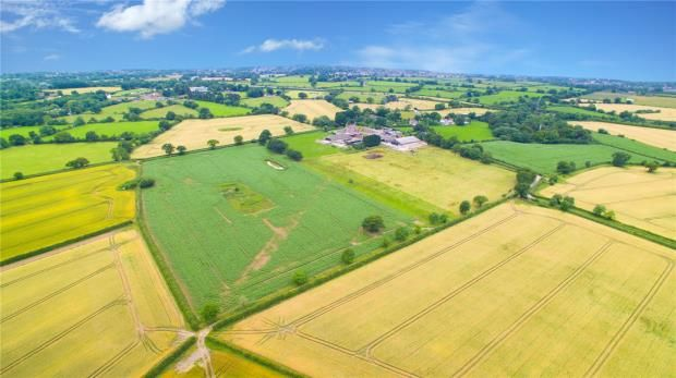 Thumbnail Land for sale in Picton Gorse, Chester, Cheshire