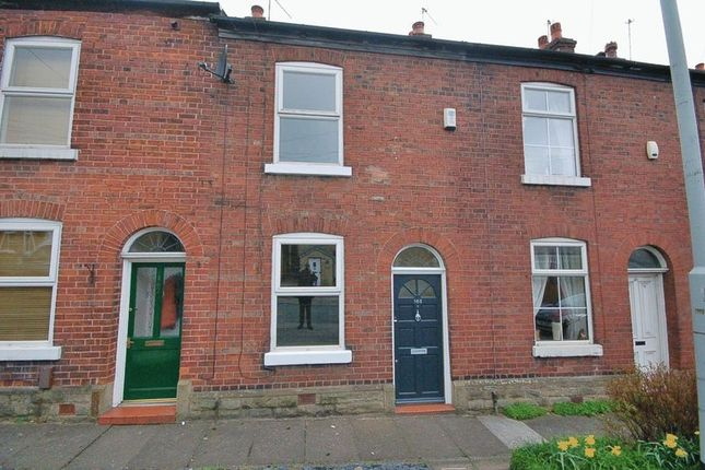 Thumbnail Terraced house to rent in Compstall Road, Marple Bridge, Stockport
