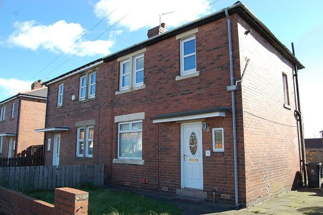 Thumbnail Semi-detached house to rent in Tynemouth Road, Wallsend