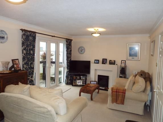 Living Area of Channel Way, Ocean Village, Southampton SO14