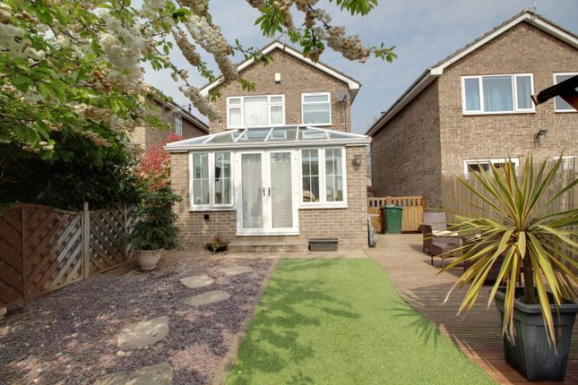 Thumbnail Detached house for sale in Staunton Road, Cantley, Doncaster