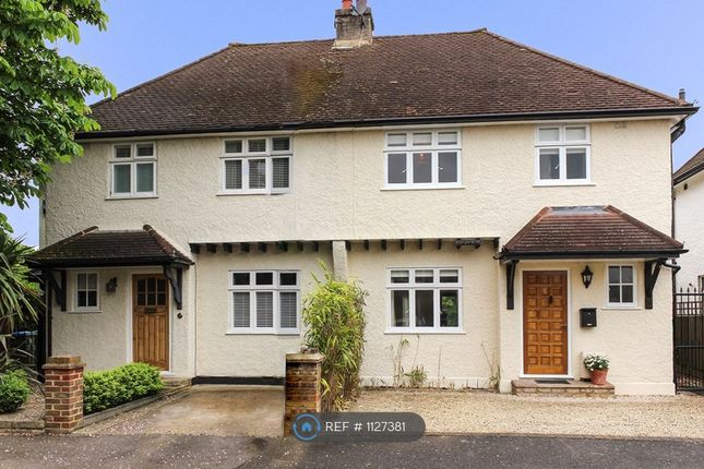 3 bed semi-detached house to rent in Eaton Row, Thames Ditton KT7