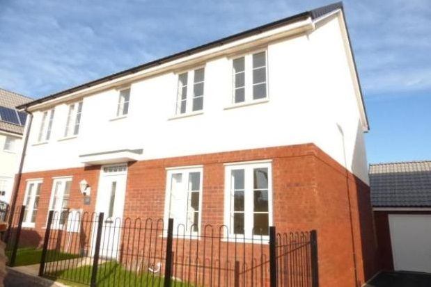 Thumbnail Detached house to rent in Hook Drive, Exeter