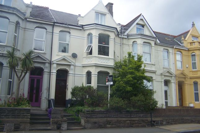 Front of Beaumont Road, St Judes, Plymouth PL4