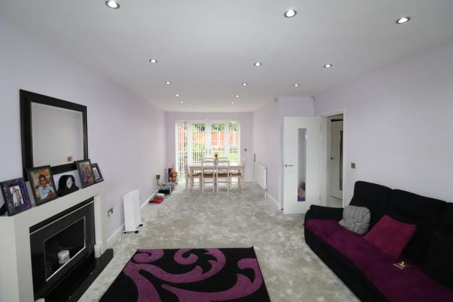 Thumbnail Detached house for sale in Asquith Boulevard, Leicester, Leicestershire