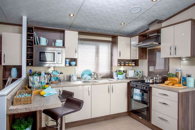 Kitchen of Barholm Road, Tallington, Stamford, Lincolnshire PE9