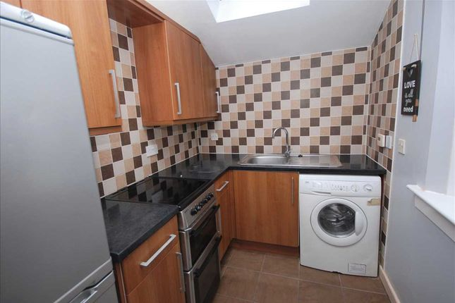 Kitchen of Canal Street, Saltcoats KA21
