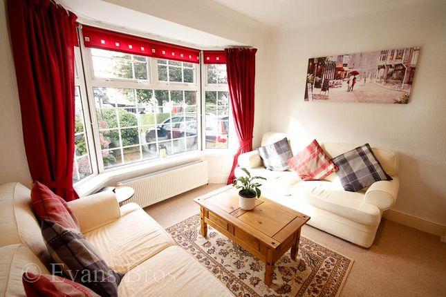 Living Room of Saron, Llandysul SA44