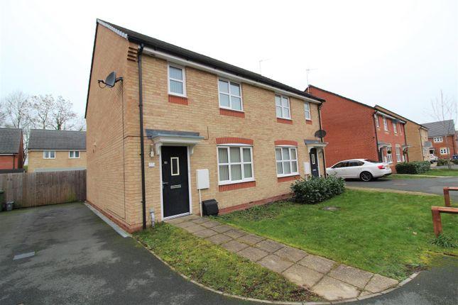 Thumbnail Property to rent in Henblas Court, Wrexham