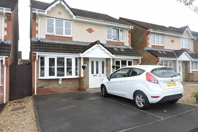 Thumbnail Detached house for sale in Ffwrn Clai, Pontarddulais, Swansea