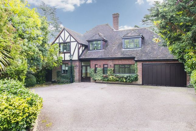 Thumbnail Detached house for sale in Wellfields, Loughton
