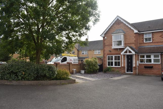 Thumbnail Semi-detached house to rent in Doulton Close, Church Langley, Harlow