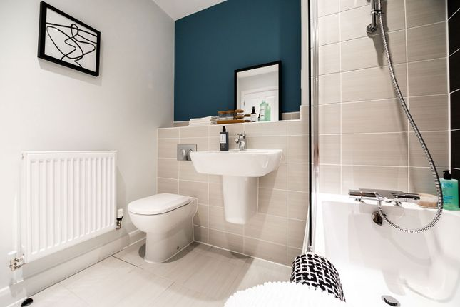"""Typical Bathroom of """"The Remstone"""" at Bede Ling, West Bridgford, Nottingham NG2"""
