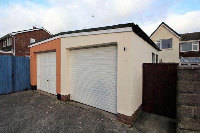 Garage of Picton Court, Llantwit Major CF61