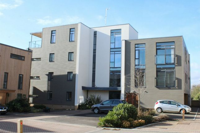 Thumbnail Flat for sale in Firepool View, Taunton, Somerset