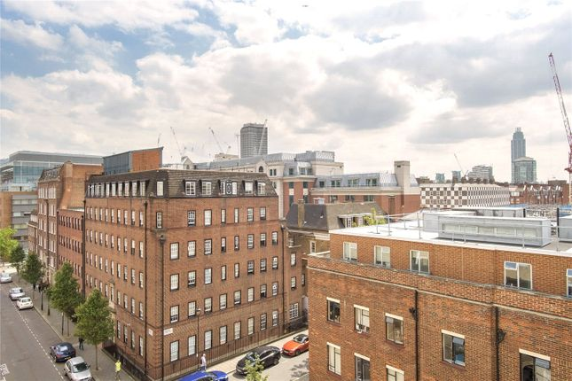 Balcony View of Octavia House, Medway Street, Westminster, London SW1P