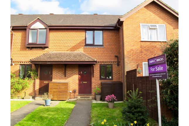 Thumbnail Terraced house for sale in Lancashire Hill, Bracknell