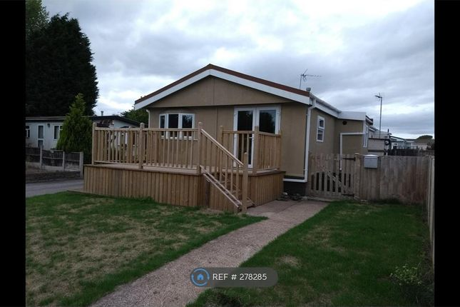 Thumbnail Mobile/park home to rent in Navigation Mobile Homes, Derby