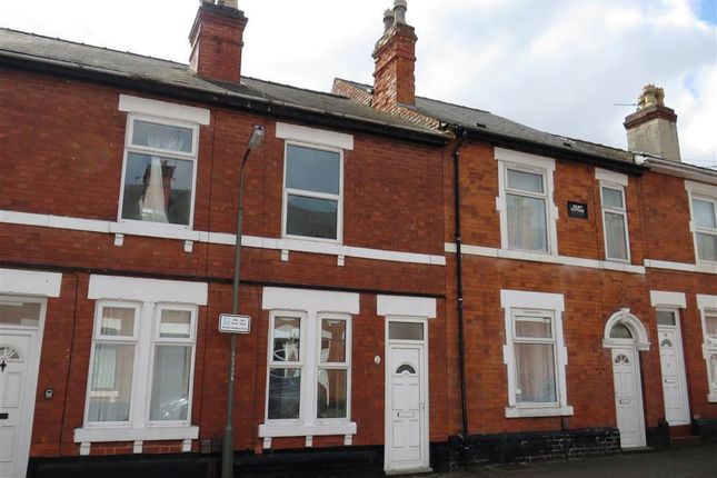 Thumbnail Property to rent in King Alfred Street, Derby