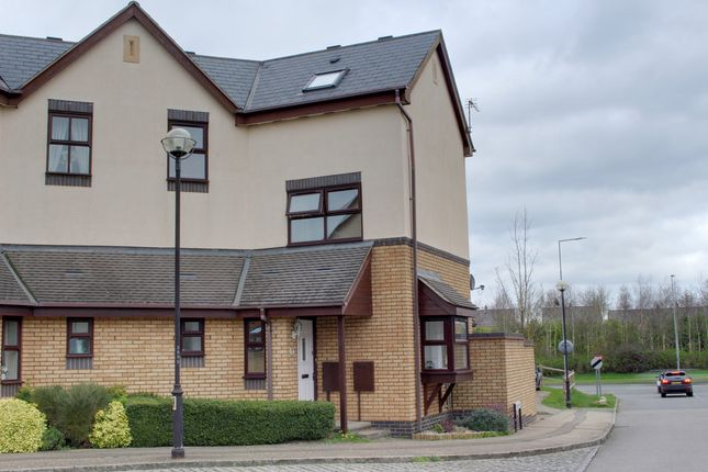 Thumbnail Semi-detached house to rent in Picton Street, Kingsmead, Milton Keynes