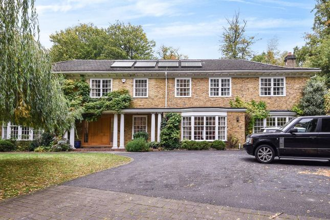Thumbnail Detached house for sale in Kier Park, Ascot