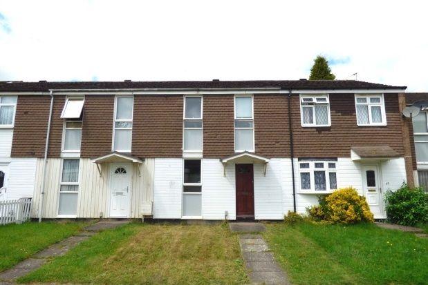 Thumbnail Property to rent in Hamble, Tamworth