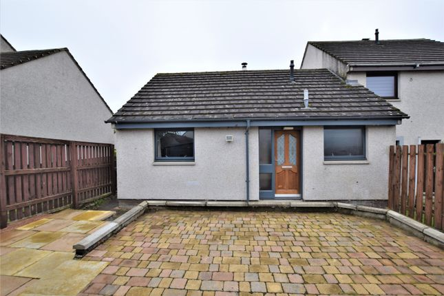 Thumbnail Semi-detached bungalow for sale in Mile End Place, Inverness