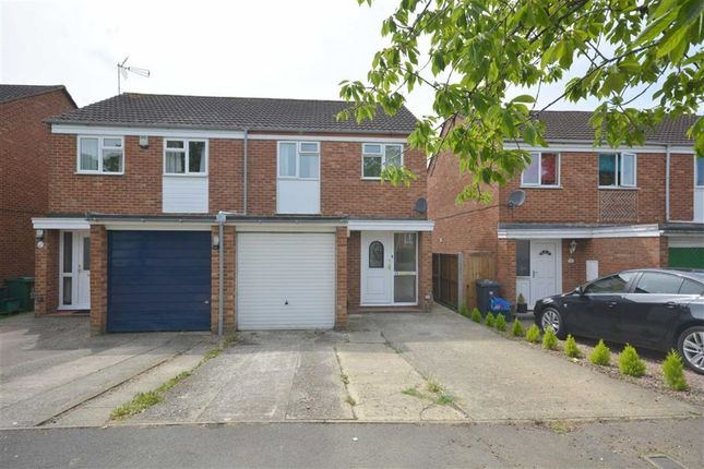 Thumbnail Semi-detached house to rent in Chiltern Road, Quedgeley, Gloucester
