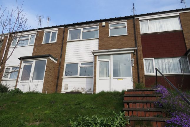 Thumbnail Town house for sale in Walhouse Close, Walsall