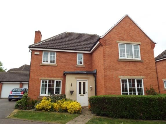 Thumbnail Detached house for sale in Thales Drive, Arnold, Nottingham