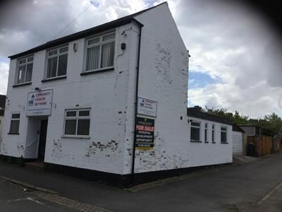 Thumbnail Office for sale in 6 Tom Brown Street, Rugby