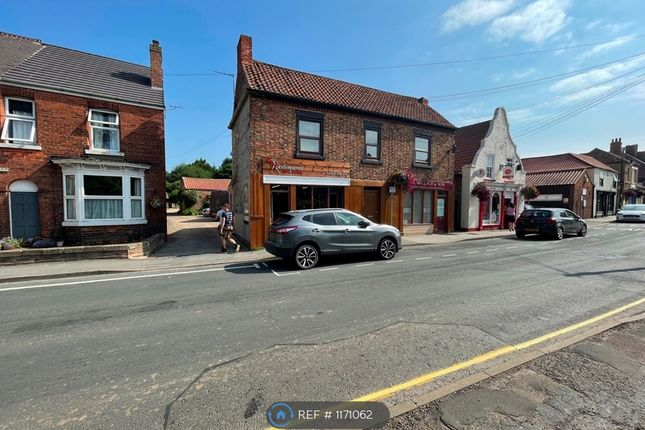 Thumbnail Flat to rent in High Street, Epworth, Doncaster