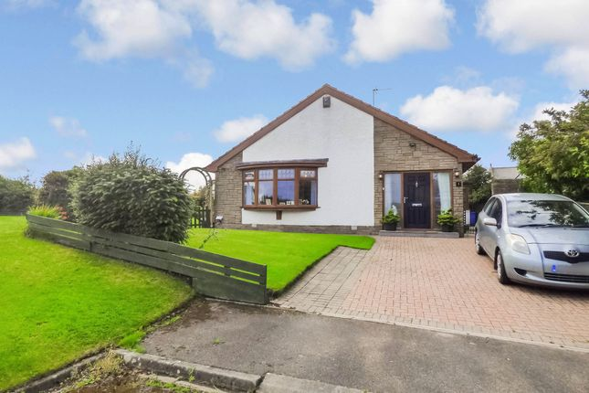 Thumbnail Bungalow for sale in St. Bartholomews Close, Cresswell, Morpeth