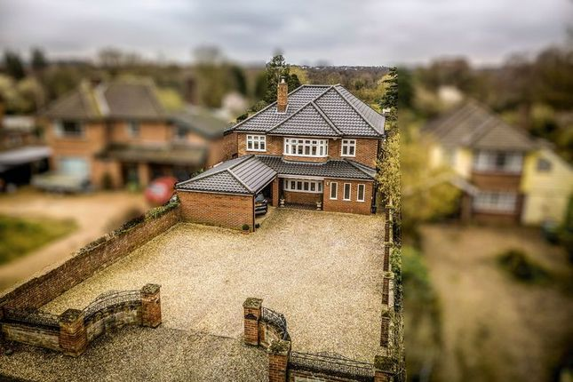 Thumbnail Detached house for sale in Low Road, Hellesdon, Norwich