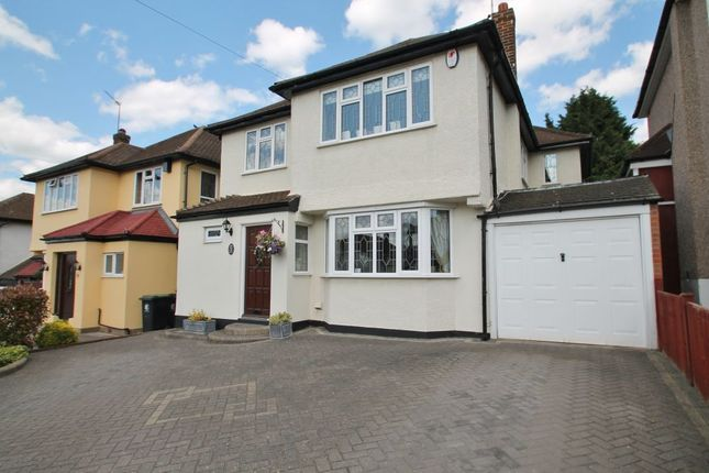 Thumbnail Detached house for sale in Fontayne Avenue, Chigwell