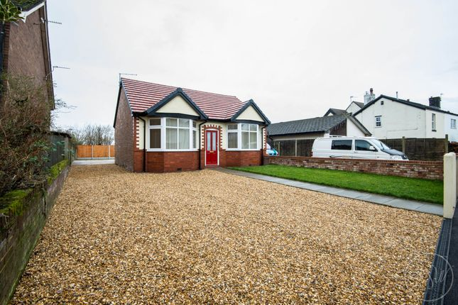 Thumbnail Detached bungalow to rent in Snape Green, Southport