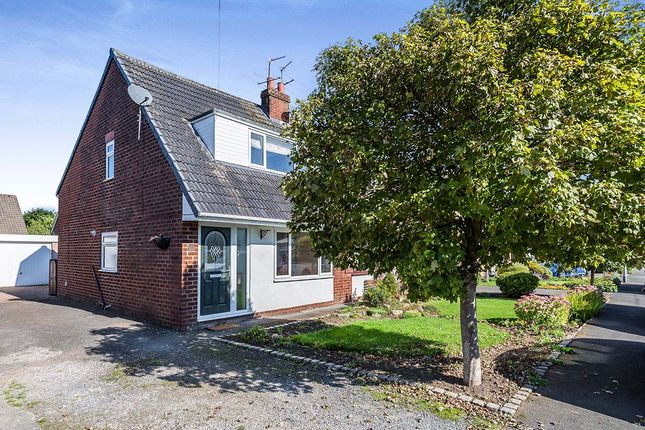3 bed semi-detached house for sale in Bannister Hall Drive, Higher Walton, Preston PR5