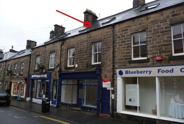 Thumbnail Flat to rent in 85B Smedley Street, Matlock, Derbyshire