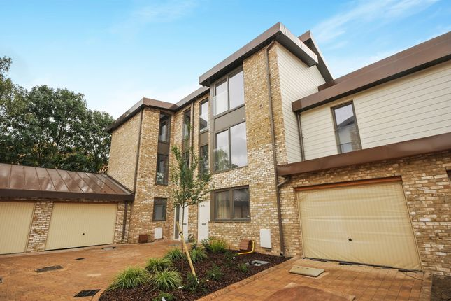 Thumbnail Terraced house for sale in Clermont Place, Manor Road, Romford