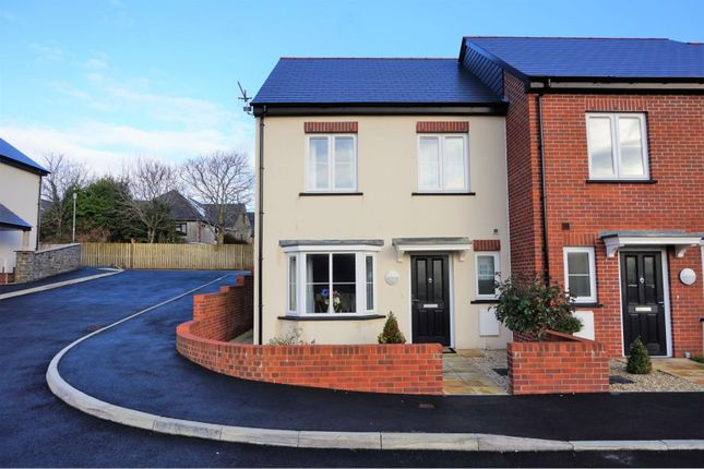 Thumbnail End terrace house for sale in Ashdale Mews, Pembroke