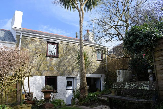Thumbnail Cottage for sale in Higher Well Lane, Helston, Cornwall