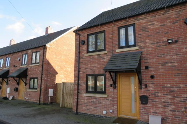 Thumbnail Semi-detached house to rent in Darne Mews, Hulland Ward, Ashbourne