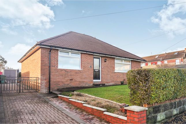 Thumbnail Detached bungalow for sale in Lon Isaf, Bonfield Park, Caerphilly