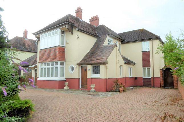 Thumbnail Detached house for sale in Park Street, Bridgend