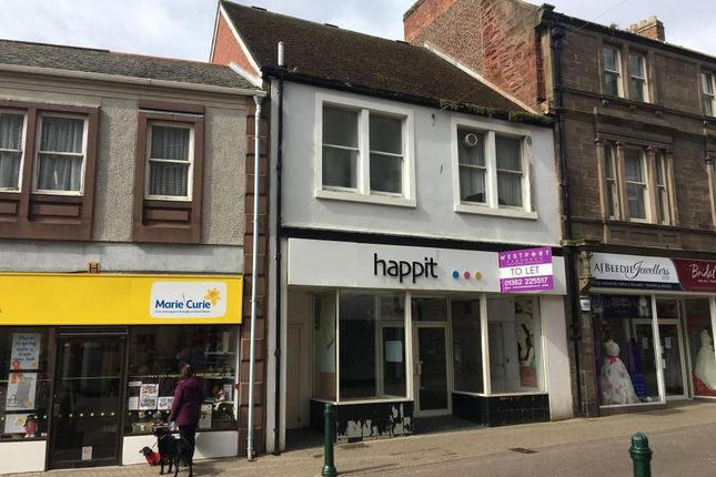Thumbnail Retail premises to let in 152 High Street, Arbroath